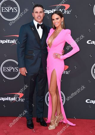 Editorial picture of 2019 ESPY Awards - Arrivals, Los Angeles, USA - 10 Jul 2019