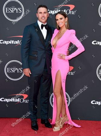 Editorial image of 2019 ESPY Awards - Arrivals, Los Angeles, USA - 10 Jul 2019