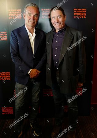 Editorial picture of 'Marianne & Leonard: Words of Love' film premiere, BFI Southbank, London, UK - 10 Jul 2019