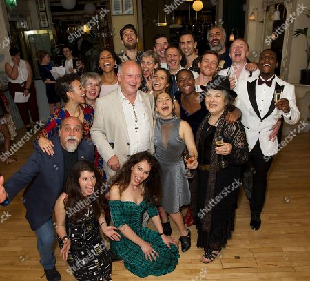Stock Image of Full cast & Louis de Bernieres (author)