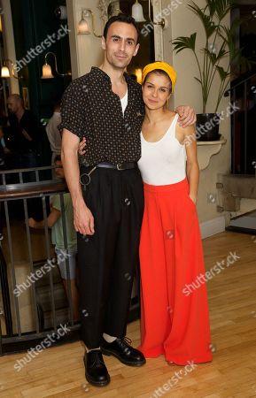 Alex Mugnaioni & Madison Clare