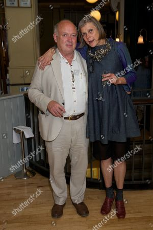 Stock Picture of Louis de Bernieres & Melly Still