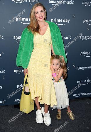 Eva Amurri and daughter Marlowe Mae Martino