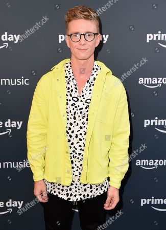 Editorial picture of Prime Day Concert by Amazon, Arrivals, New York, USA - 10 Jul 2019