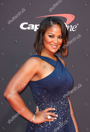 Editorial photo of ESPY Awards, Arrivals, Microsoft Theater, Los Angeles, USA - 10 Jul 2019