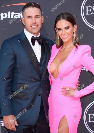 Editorial photo of ESPY Awards, Arrivals, Microsoft Theater, Los Angeles, USA - 10 Jul 2019