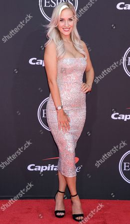 Editorial picture of ESPY Awards, Arrivals, Microsoft Theater, Los Angeles, USA - 10 Jul 2019