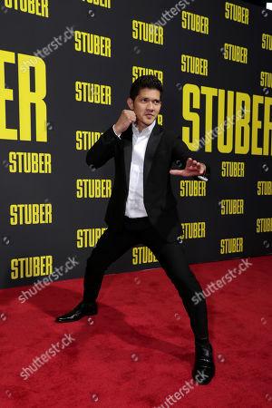 Editorial image of Twentieth Century Fox 'Stuber' film premiere at Regal Cinemas L.A. LIVE, Los Angeles, USA - 10 Jul 2019