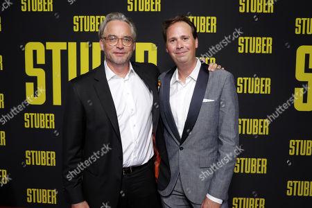 Michael Dowse, Director, Tripper Clancy, Writer,