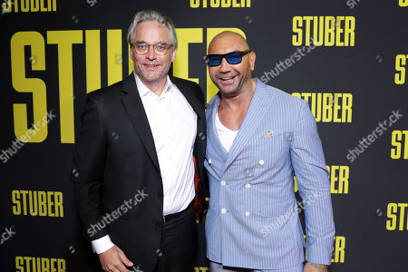 Michael Dowse, Director, Dave Bautista