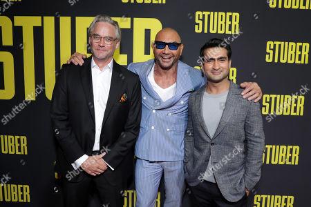 Michael Dowse, Director, Dave Bautista, Kumail Nanjiani