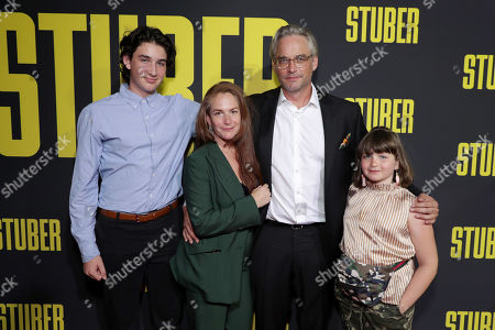 Michael Dowse, Director, family