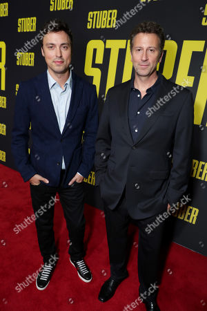 Stock Photo of John Francis Daley, Producer, Jonathan M. Goldstein, Producer,