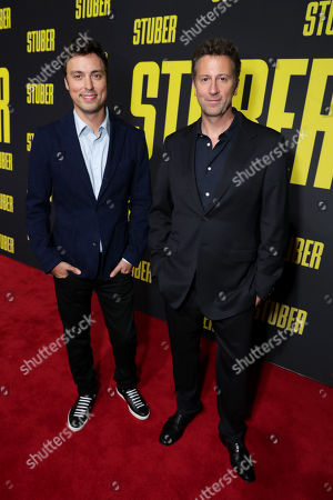 Editorial picture of Twentieth Century Fox 'Stuber' film premiere at Regal Cinemas L.A. LIVE, Los Angeles, USA - 10 Jul 2019