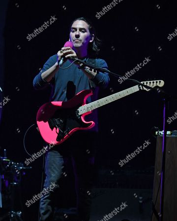 Editorial image of Dhani Harrison in concert at The BB&T Center, Sunrise, USA - 09 Jul 2019