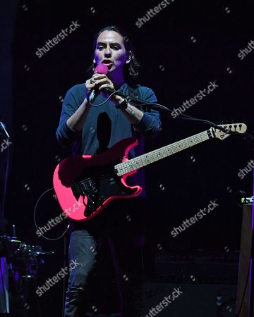 Editorial picture of Dhani Harrison in concert at The BB&T Center, Sunrise, USA - 09 Jul 2019