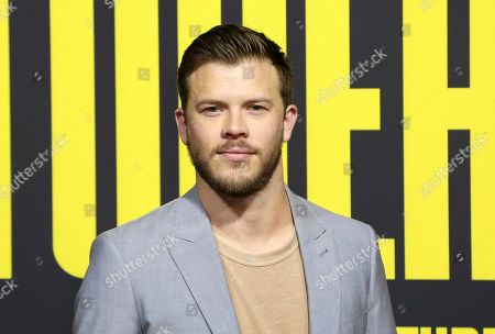 """Stock Photo of Jimmy Tatro attends the LA Premiere of """"Stuber"""" at the Regal LA Live, in Los Angeles"""