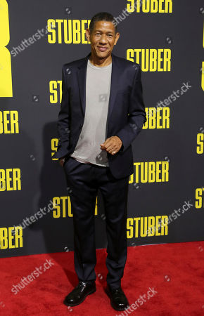"Stock Photo of Scott Lawrence attends the LA Premiere of ""Stuber"" at the Regal LA Live, in Los Angeles"