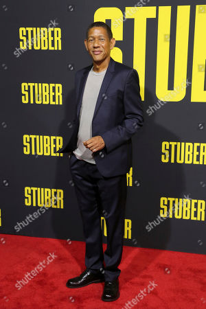 "Editorial photo of LA Premiere of ""Stuber"", Los Angeles, USA - 10 Jul 2019"
