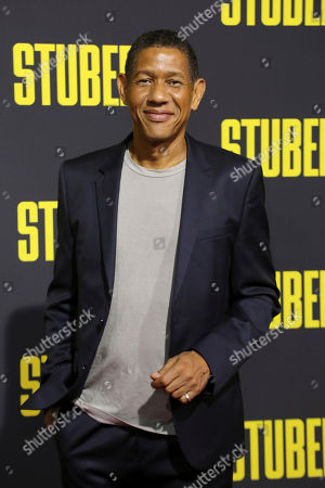 "Stock Image of Scott Lawrence attends the LA Premiere of ""Stuber"" at the Regal LA Live, in Los Angeles"