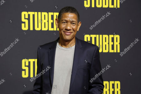 "Scott Lawrence attends the LA Premiere of ""Stuber"" at the Regal LA Live, in Los Angeles"
