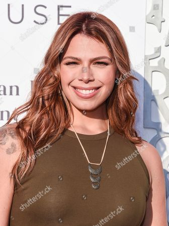 Editorial image of American Friends of Covent Garden 50th Anniversary Celebration, Arrivals, Jean-Georges, Los Angeles, USA - 10 Jul 2019