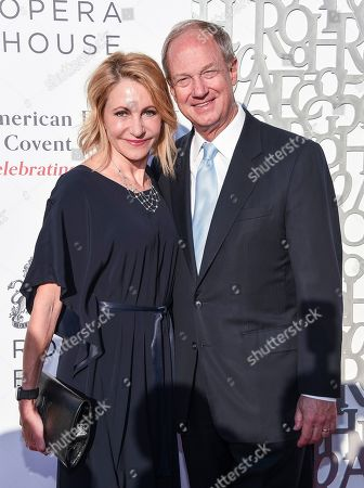 Editorial picture of American Friends of Covent Garden 50th Anniversary Celebration, Arrivals, Jean-Georges, Los Angeles, USA - 10 Jul 2019