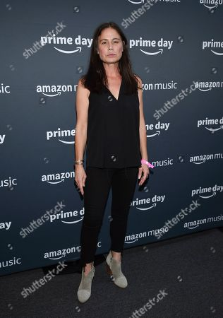 Maura Tierney participates in Amazon Music's Prime Day concert at the Hammerstein Ballroom, in New York