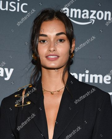 Gizele Oliveira participates in Amazon Music's Prime Day concert at the Hammerstein Ballroom, in New York