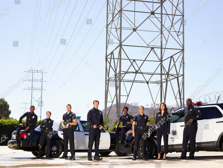 Titus Makin as Jackson West, Melissa O'Neil as Lucy Chen, Eric Winter as Tim Bradford, Nathan Fillion as John Nolan, Afton Williamson as Talia Bishop, Alyssa Diaz as Angela Lopez, Mercedes Masohn as Zoe Andersen and Richard T. Jones as Wade Grey