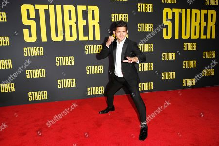 Editorial picture of Stuber film premiere in Los Angeles, USA - 10 Jul 2019