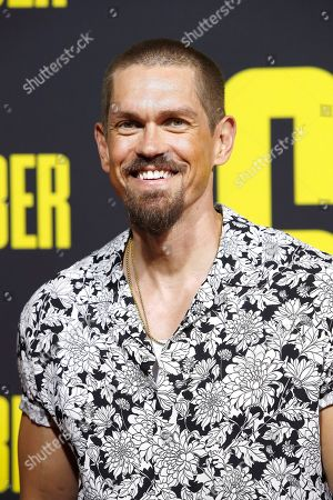 Steve Howey arrives for the premiere of 'Stuber' at the Regal Cinemas L.A. Live in Los Angeles, California, USA, 10 July 2019. The movie opens in the US on 12 July 2019.