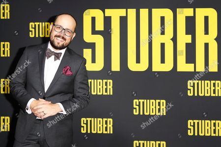 Joseph Trapanese arrives for the premiere of 'Stuber' at the Regal Cinemas L.A. Live in Los Angeles, California, USA, 10 July 2019. The movie opens in the US on 12 July 2019.