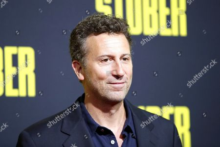 Jonathan Goldstein arrives for the premiere of 'Stuber' at the Regal Cinemas L.A. Live in Los Angeles, California, USA, 10 July 2019. The movie opens in the US on 12 July 2019.