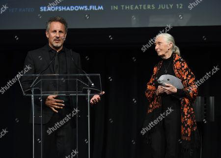 Richard Ladkani, Jane Goodall