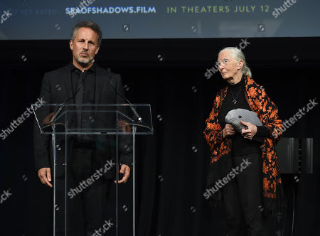 Stock Picture of Richard Ladkani, Jane Goodall