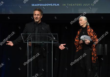 Editorial photo of 'Sea of Shadows' film premiere, Los Angeles, USA - 10 Jul 2019