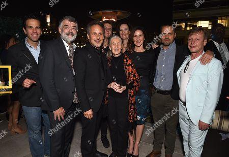 Editorial image of 'Sea of Shadows' film premiere, Los Angeles, USA - 10 Jul 2019
