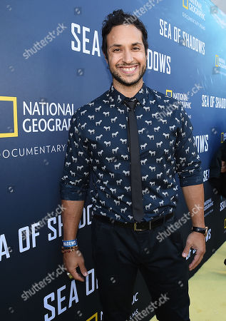 Editorial photo of 'Sea of Shadows' film premiere, Los Angeles, USA - 10 Jul 2019