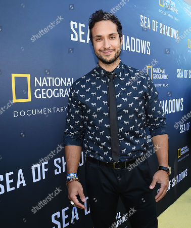 Editorial image of 'Sea of Shadows' film premiere, Los Angeles, USA - 10 Jul 2019