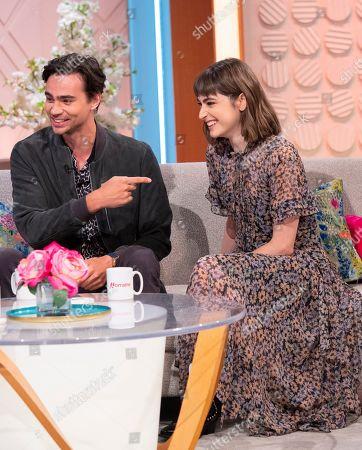 Editorial image of 'Lorraine' TV show, London, UK - 11 Jul 2019