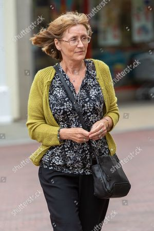 Andrea King (mother of Rosa King) at the inquest