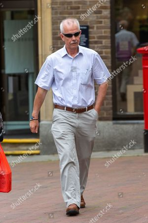 Peter King (father of Rosa King)  at the inquest