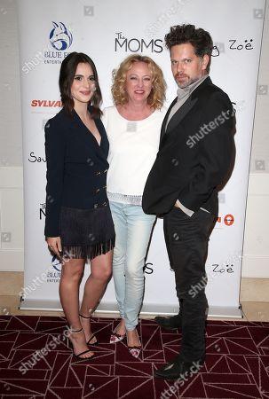 Stock Picture of Vanessa Marano, Virginia Madsen, Nick Holmes