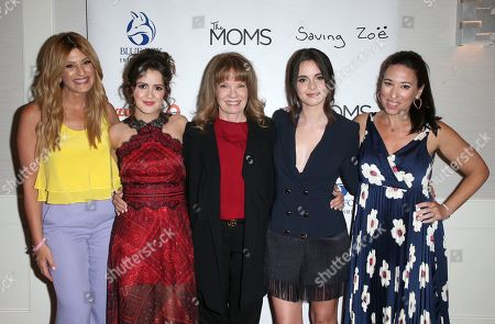 Denise Albert, Laura Marano, Ellen Marano, Vanessa Marano, Melissa Gerstein