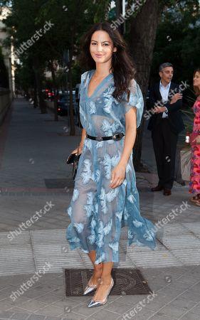 Editorial picture of ELLE Gourmet Awards, Madrid, Spain - 08 Jul 2019