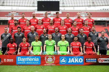 Editorial picture of Bayer Leverkusen - Team presentation, Germany - 11 Jul 2019
