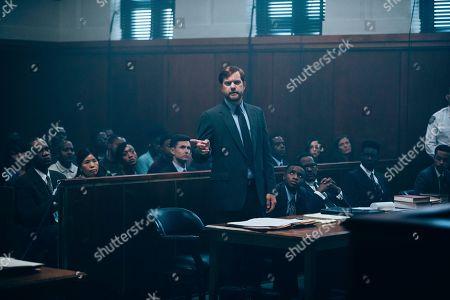 Joshua Jackson as Mickey Joseph, Caleel Harris as Young Antron McCray, Blair Underwood as Bobby Burns, Ethan Herisse as Young Yusef Salaam and Marquis Rodriguez as Young Raymond Santana