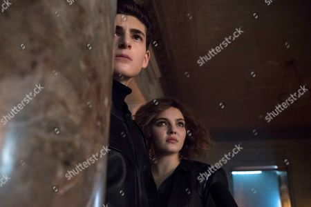 Editorial image of 'Gotham' TV Show Season 5 - 2019