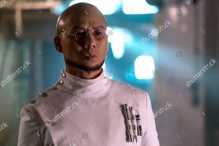 BD Wong as Dr. Hugo Strange